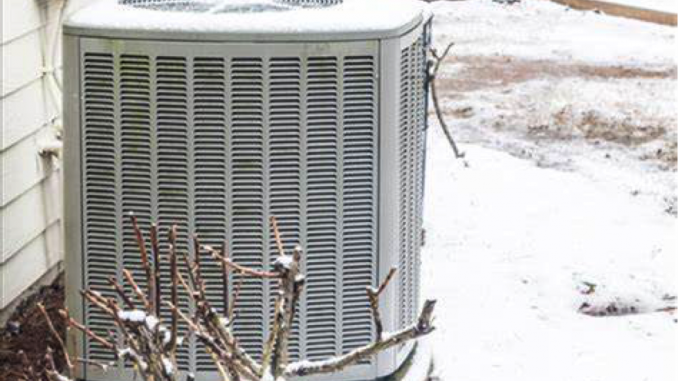 Winter upkeep suggestions for the Burnaby air con set up and AC restore service