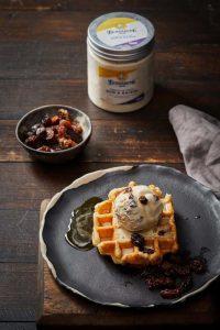 Bundaberg Rum & Harry's Ice Cream have you ever coated