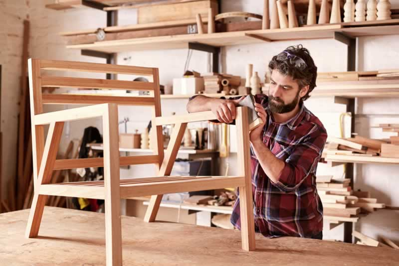 Good causes for woodworking