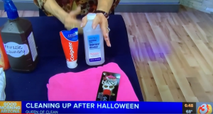 Halloween Scary Messes – VIDEO