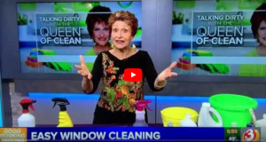 Window cleansing – VIDEO