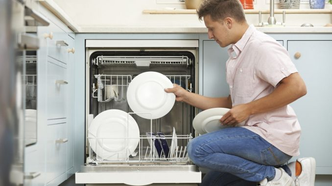 We're all about quiet dishwashers