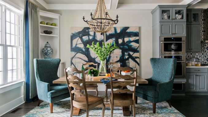 How to decide on the suitable eating room chairs