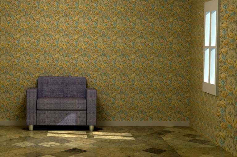 The right way to take away wallpaper