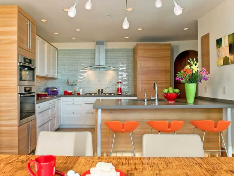 5 easy concepts for adorning kitchens