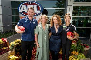 AFL and Coles announce essential five-year partnership
