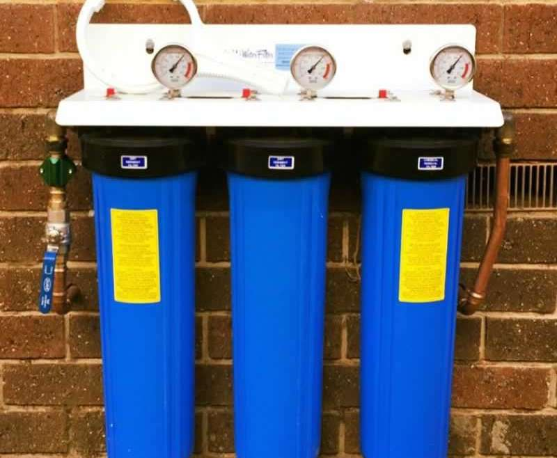 Large Blue Complete Home Water Filter Evaluation: Is It Value It?