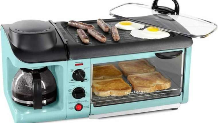 Make a greater breakfast with a DIY breakfast station