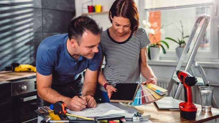 Steps in Planning Your Dwelling Rework