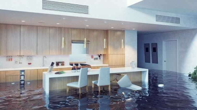 Suggestions for restoring and redesigning your own home after water harm
