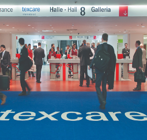 Sustainability might be a key subject at Texcare