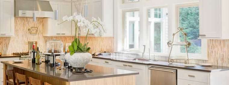 preserve your kitchen glowing clear and wholesome