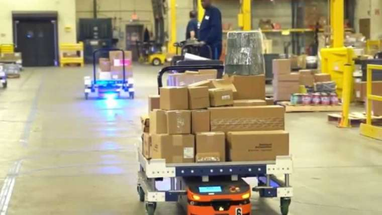 Prime benefits of automated guided automobiles
