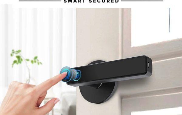 Highlight On: Lockibly – Sensible Locks fingerprint recognition to your door