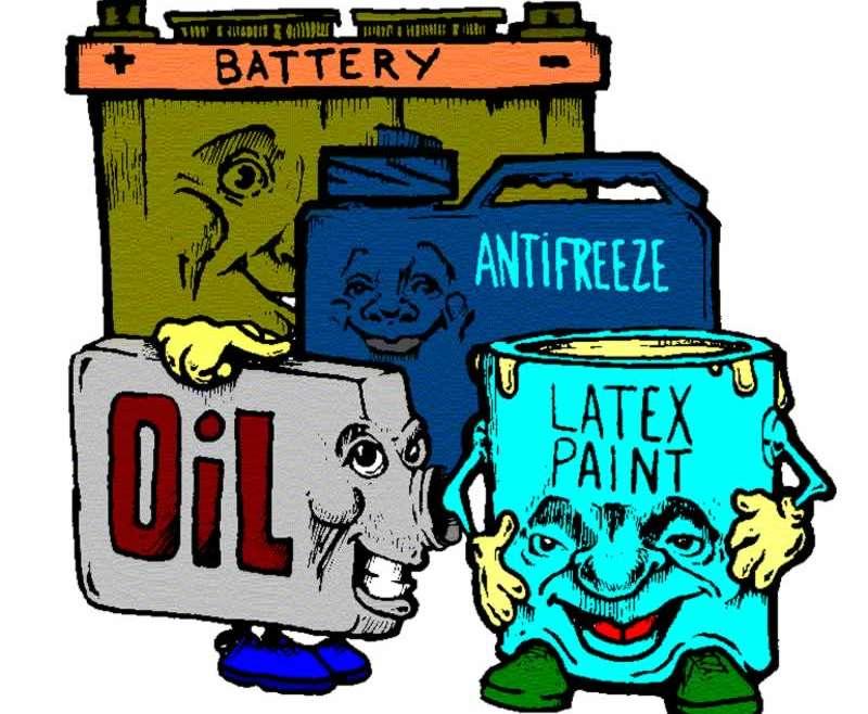 three varieties of harmful items artisans needs to be conscious