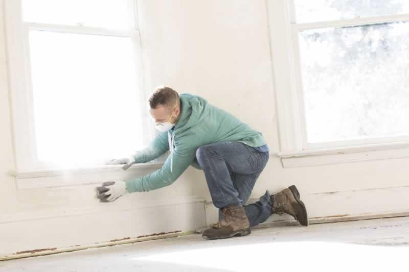 Are you allowed to do DIY Smoke Injury Restoration?