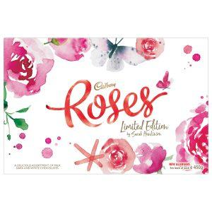 CADBURY Roses is working with an Australian artist on Mom's Day