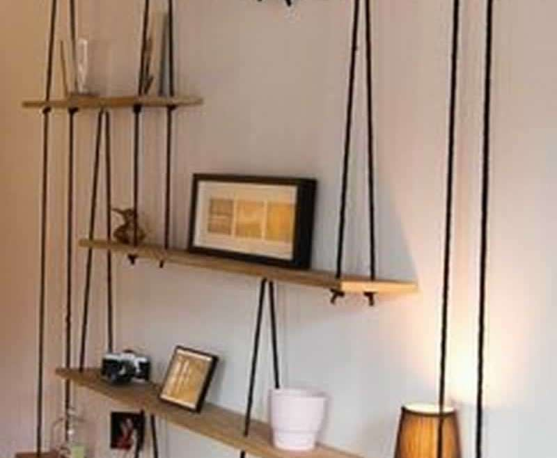 Learn how to construct a wall shelf your self