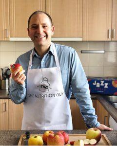 Montague welcomes new meals ambassador
