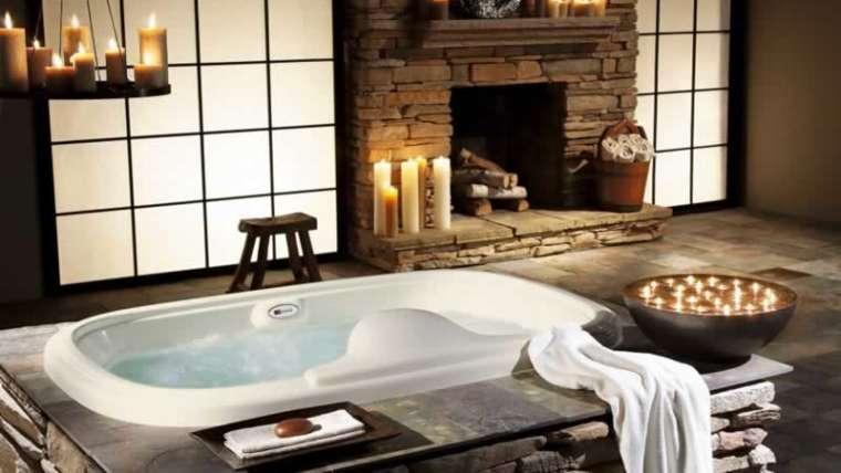 Make your rest room a spot of rest