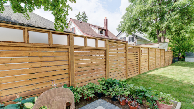 Issues to contemplate when constructing a fence round your property