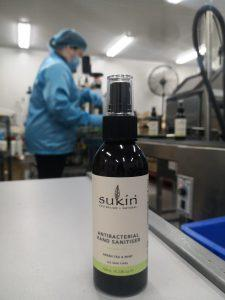Sukin's new launch entails a beneficiant donation
