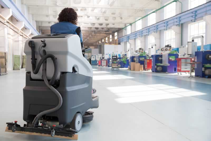 The significance of normal cleansing of your manufacturing facility ground