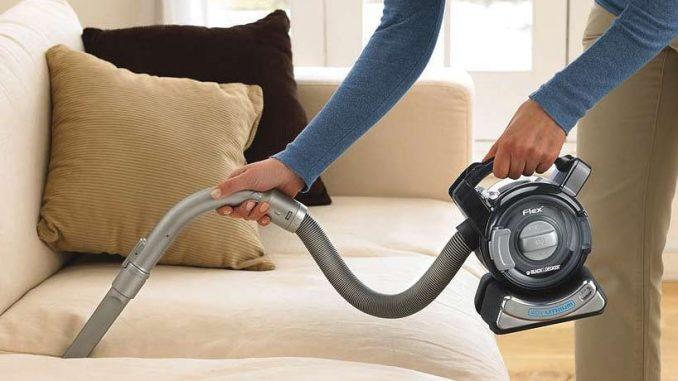 Finest quiet handheld vacuum cleaner