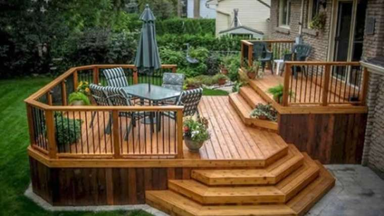 The advantages of including a deck to your private home
