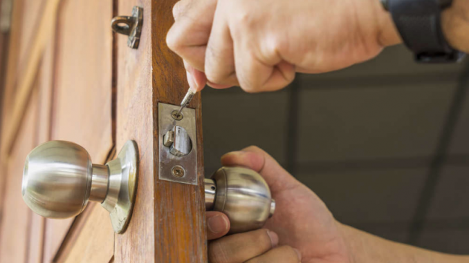 Why DIY lock change will not be secure for homes