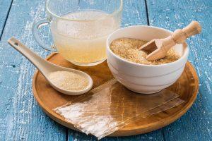 Queensland yogurt doesn't disclose the gelatin ingredient