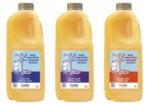 Nudie juice asks Aussies to be affected person with orange growers