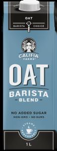 Califia Farms brings Oat Barista Mix to IGA