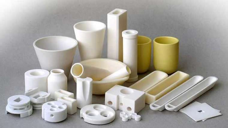 Injection molding ceramics and their purposes