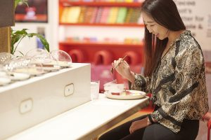A candy break for Sydney with the brand new KitKat Chocolatory