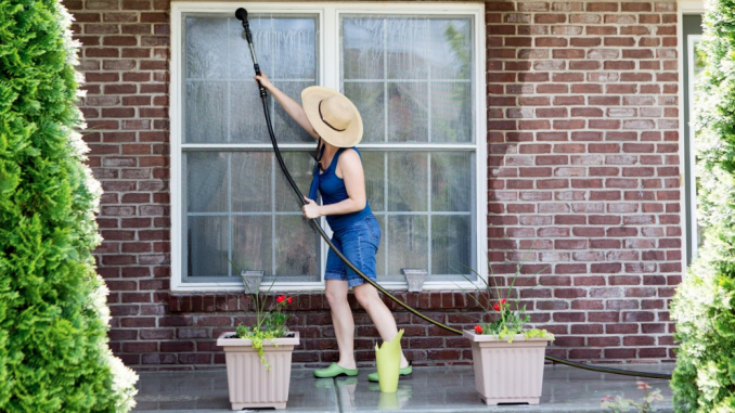 High exterior cleansing tricks to maintain your own home clear