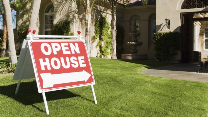 The appropriate technique to host an open home for actual property
