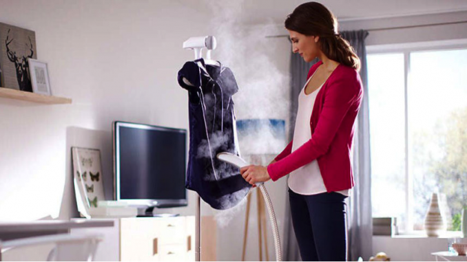 What defines the perfect clothes steamer?