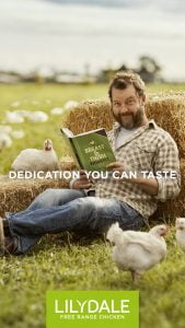 Lilydale celebrates farmers' dedication with a brand new marketing campaign