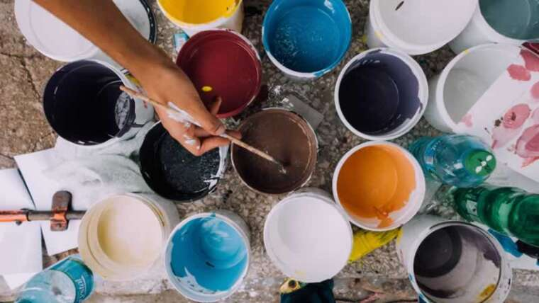 So you may simply paint your own home your self