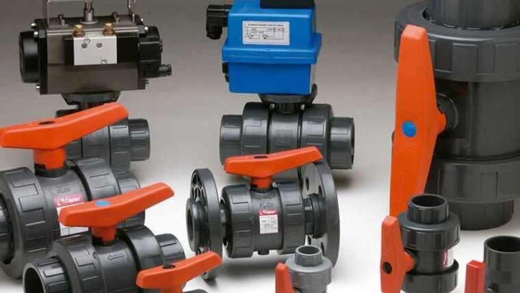 Prime benefits of PVC valves