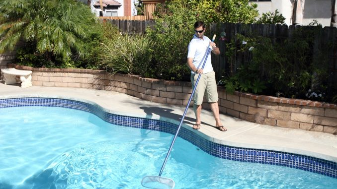 Learn how to preserve a clear and protected pool