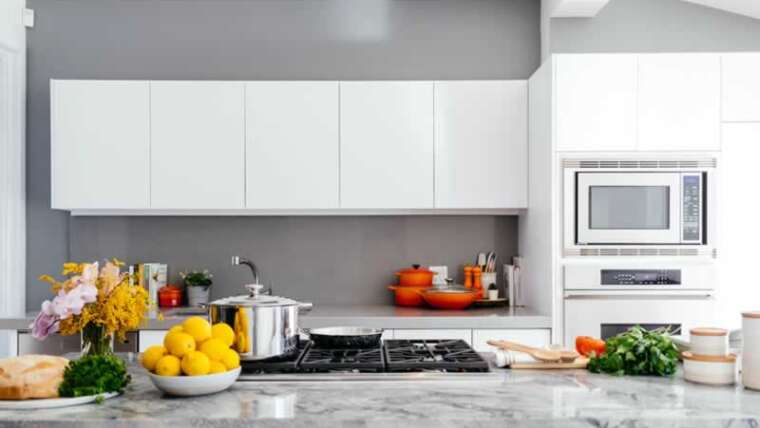 That is how one can simply make your kitchen look good