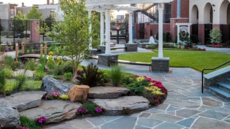 Why Do You Want Business Landscaping in Mountain House, Idaho?