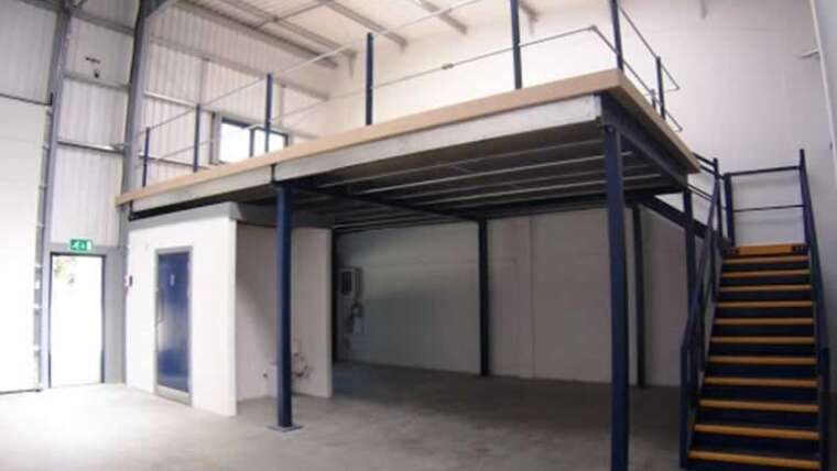 5 essential options of a mezzanine ground
