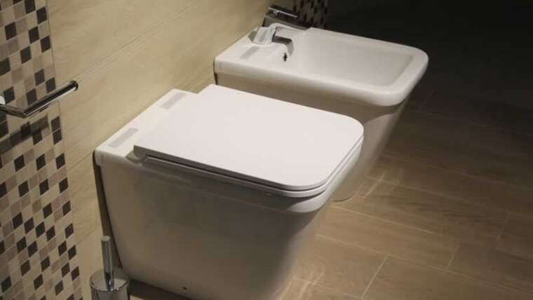 The right way to set up a bidet rest room