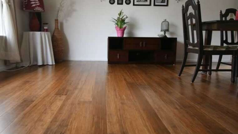 The advantages of bamboo flooring