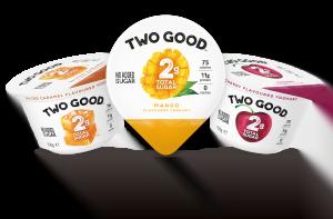 Two good to be actual yogurt