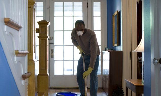 Greatest workout routines for house cleansing exercise that can maintain you match