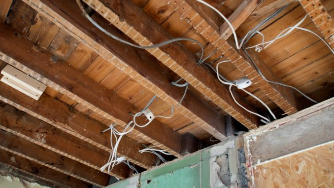 Is the wiring in your house protected?